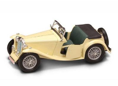 MG TC Midget 1947 Ccream