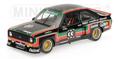 Armin Hahne Ford Escort Ii Rs 1800 - ´Castrol´ -  DRM 1976