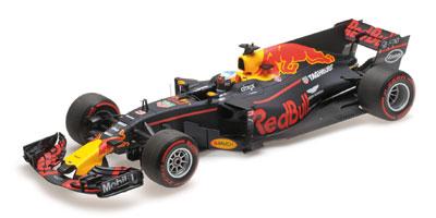 Daniel Ricciardo Red Bull Racing Tag RB13 Australia GP 2017