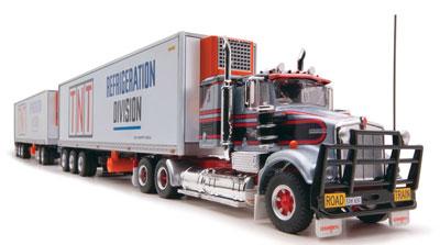 Kenworth Australian Road Train - TNT Refrigeration Division
