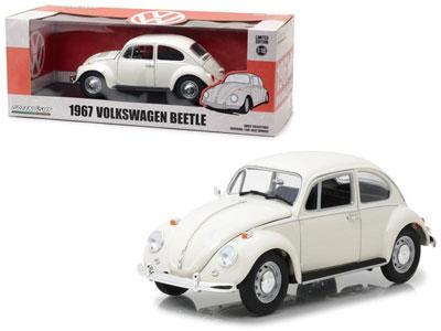 Volkswagen 1967 Beetle RHD White