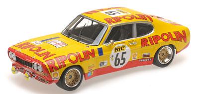 Larrousse/Rives Tour de France Automobile 1972