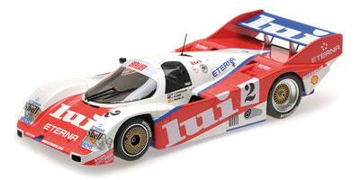 Larrauri/ Mass/ Pareja - Porsche 962 C -Winners 1000 Km Nurburgring 1987