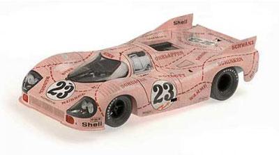 Joest/Kauhsen, Porsche 917/20 LeMans 1971, Pink Pig