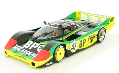 Henn/Ballot-Lena/Schlesser Porsche 956L Le Mans 24 H 1983 #47
