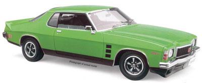 Holden HJ Monaro GTS- Jamaica Lime