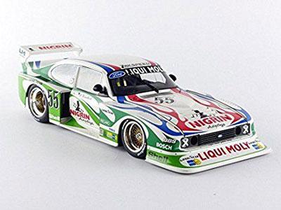 Manfred Winkelhock- Ford Capri Turbo GR.5 - DRM 1981