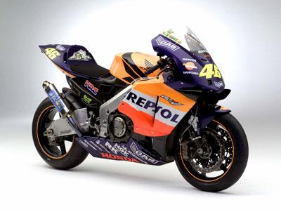 Valentino Rossi, Honda RC211V, Repsol Honda Team, MotoGP 2002