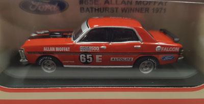 Allan Moffat Ford Falcon XY GTHO 1971 Bathurst Winner #65E