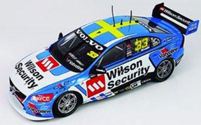 Scott McLaughlin Wilson Security Racing GRM 2016 Phillip Island