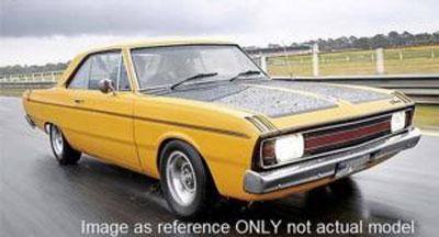 Chrysler VG Valiant Pacer 1970 - Hot Mustard