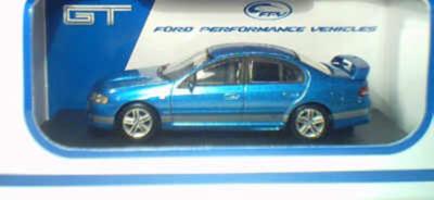FPV GT Sedan Blueprint with silver stripes