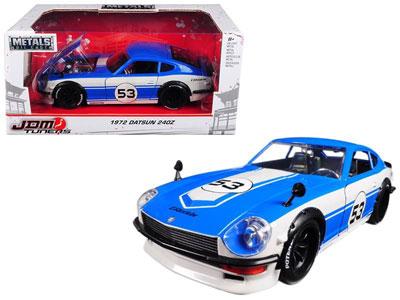 JDM Tuners 1972 Datsun 240Z Blue