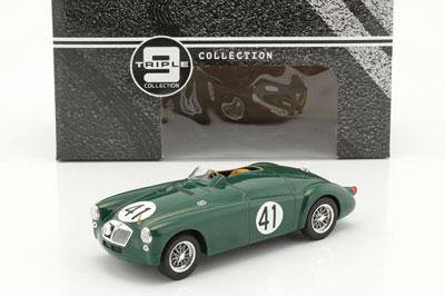 MG A ex182 Roadster Le Mans