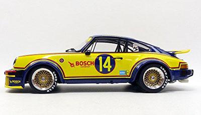 Al Holbert /Dickinson Porsche 934 2nd Place 1976 Mayor's Cup Trois-Rivières