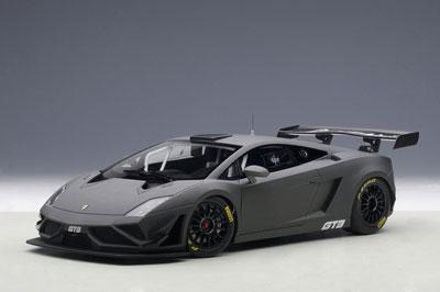 Lamborghini Gallardo GT3 FL2-Dark Grey