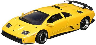 Lamborghini Diablo GT Yellow