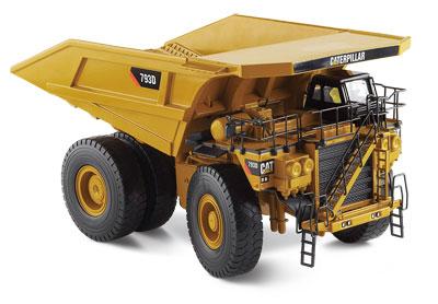 CAT 793D Mining Truck