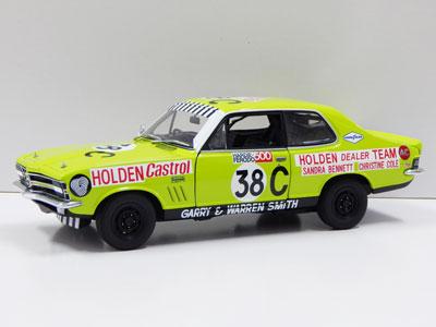 Bennett/Cole Holden LC XU-1 Torana - 1970 Bathurst