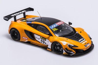 Shane Van Gisbergen/A.Parente/J.Webb McLaren 650s #59a GT3 Bathurst 12 Hour Winner