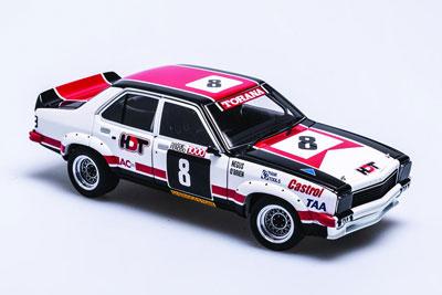 Charlie O'Brien/Wayne Negus LH Torana L34 Holden Dealer Team 1976 Hardie-Ferodo 1000