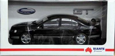 Ford Falcon FPV BA GT Silhouette