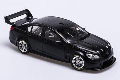 Holden VF Commodore Plain Body Satin Black