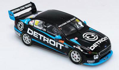 Fabian Coulthard DJR/Penske Ford FG-X, Detroit diesel 2016 Australian GP