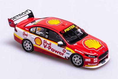 Scott McLaughlin/ Alexandre Premat Ford FGX Falcon - 2017 Shell V-Power Racing Bathurst 1000