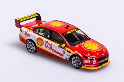 Fabian Coulthard/ Tony D'Alberto Ford FGX Falcon - 2017 Bathurst 1000
