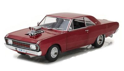 Chrysler VF Valiant 1969 Drag- Red