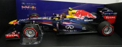 Mark Webber Infinity Red Bull, Final Grand prix Brazil 2013