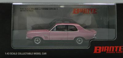 Holden Torana LJ GTR XU-1, Orchid Metallic
