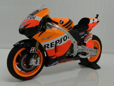 Casey Stoner Repsol Honda RC212V, MotoGP 2012