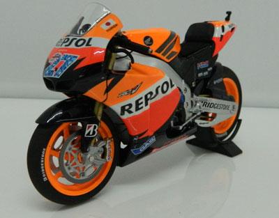 Casey Stoner, Honda RC212V MotoGP Championship Winner 2011
