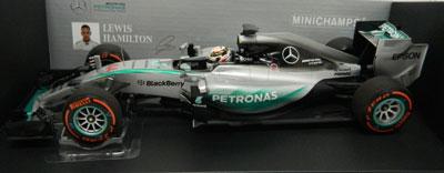 Lewis Hamilton Mercedes Petronas W06, 2015 Japanese GP winner