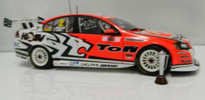 Will Davidson/Garth Tander Holden Commodore 2009 Bathurst Winner #2