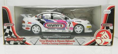 Greg Murphy & Steven Richards Wynn's Racing  Commodore 1999