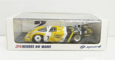 Ludwig/Barilla/Winter Porshe 956 Le Mans 24H 1985 Winner #7