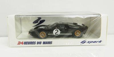 McLaren/Amon, Ford GT 40 Le Mans 24H 1966 Winner #2
