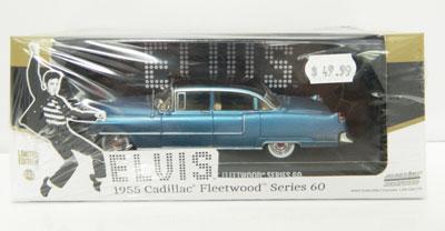 Elvis' 1955 Cadillac Fleetwood Series 60