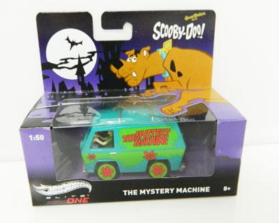 Scooby Doo- The Mystery Machine