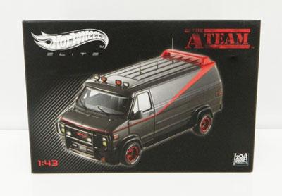 The A Team 1983 GMC G-Series (G-15) Van