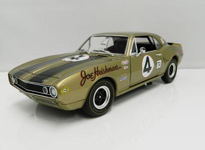 Chevrolet 1967 Z28 Gold