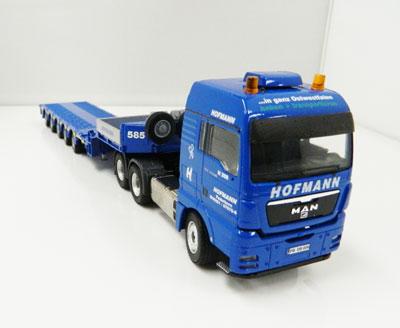 Hofmann Man Flatbed Truck