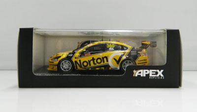 James Moffat / Taz Douglas Nissan Altima,Norton Racing - 2nd Place, 2014 Bathurst 1000