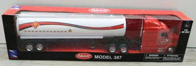 Peterbilt 387 Long-Haul Truck