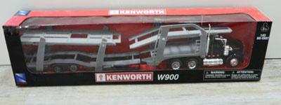 Kenworth W900 Car Carrier