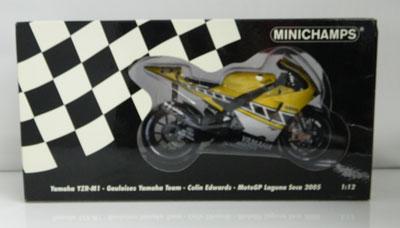 Colin Edwards Yamaha YZR-M1, MotoGP 2005