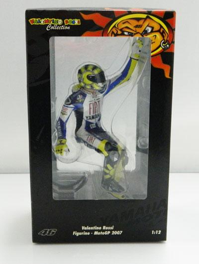 Valentino Rossi Figurine, MotoGP 2007